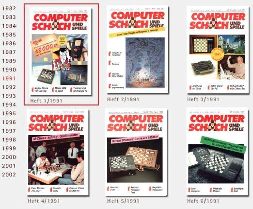 Computerschach Und Spiele