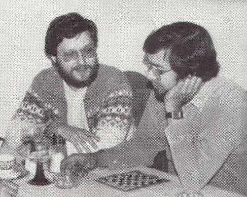 Dieter Steinwender und Frederic Friedel