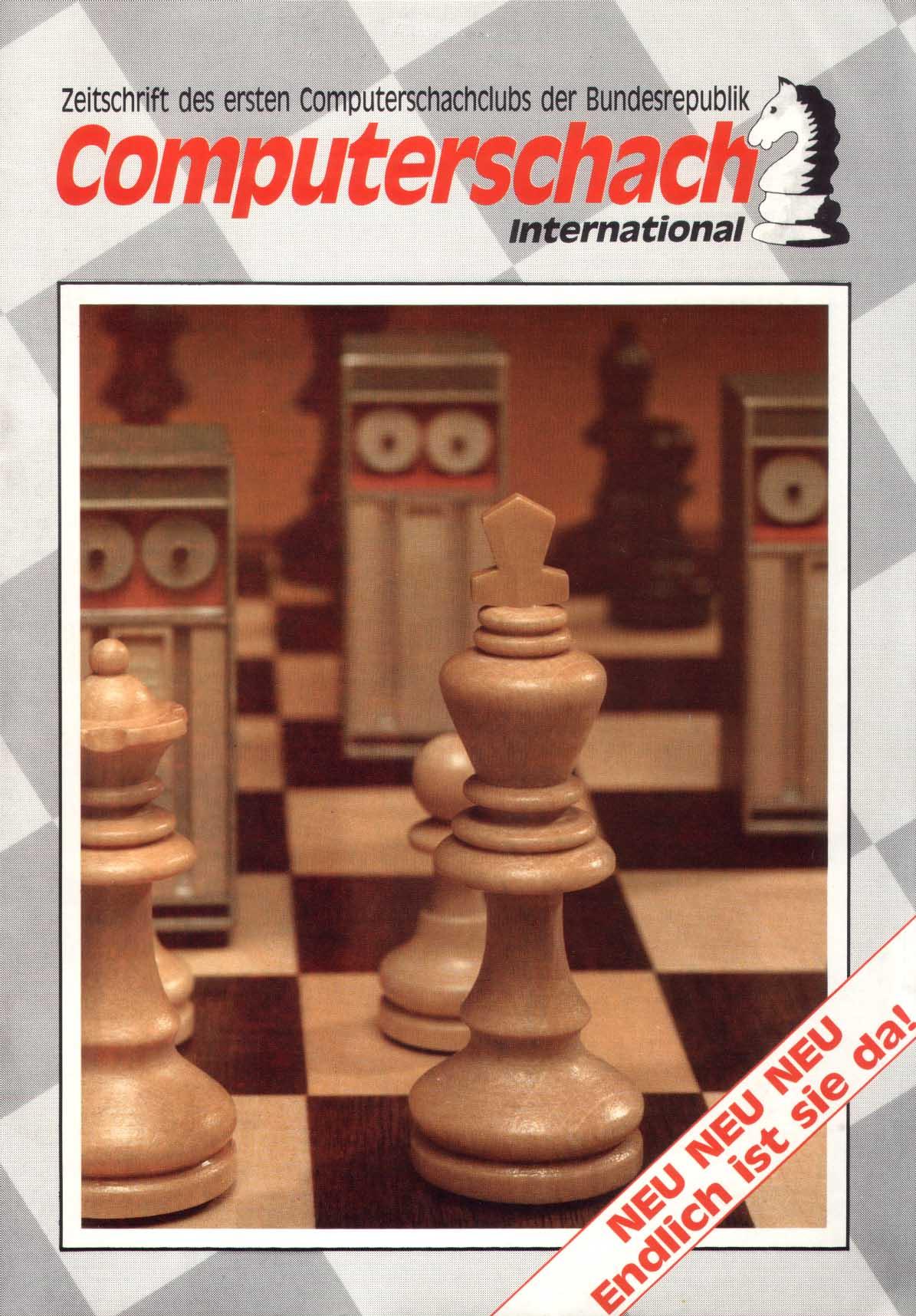 Titelseite CSI 1-83